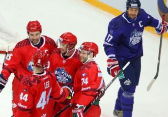 Video: Guseva lieliskais bullītis un KHL Zvaigžņu spēles apskats