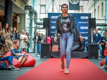 Fotoieskats Zinību dienas StreEat Fashion ballītē