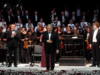 Foto: Zigmara Liepiņa autorkoncerts Latvijas Nacionālajā operā