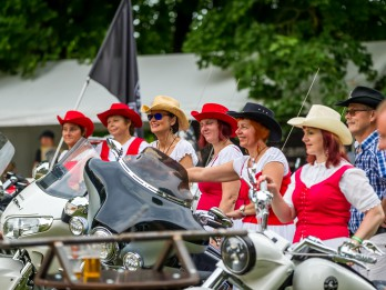 Foto: Krāšņi aizvadīts 20. Country Bauska festivāls