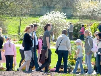 Maijā aicinām uz Augu aizsardzības dienu LU Botāniskajā dārzā