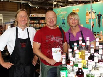 """""""Riga Food 2014"""" – no lietišķiem kontaktiem līdz  gastronomiskam baudījumam!"""