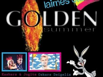 GOLDEN summer & laimes ota. Labdarības projekts