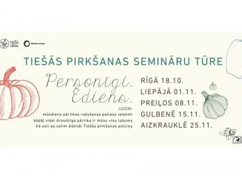 Rīgā notiks praktiskais seminārs ar mērķi dibināt Tiešās pirkšanas pulciņus