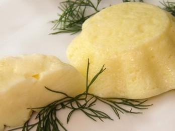 Brokastīs - vārīta omlete