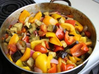 Cepti dārzeņi veselīgam uzturam