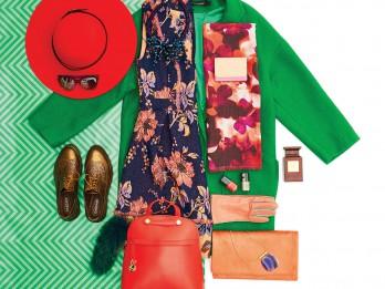 Padomi, ar ko šosezon kombinēt stilīgākās kleitas, svārkus un mēteļus