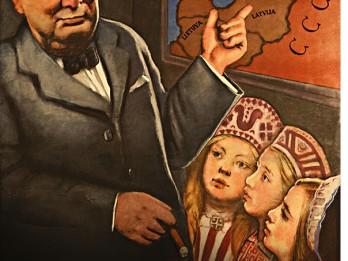 """Apgāds """"Mansards"""" izdevis vēsturnieka Ulda Neiburga monogrāfiju """"Draudu un cerību lokā. Latvijas pretošanās kustība un Rietumu sabiedrotie (1941–1945)"""