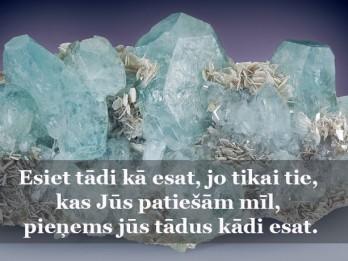16.februāra dienas akmens- AKVAMARĪNS