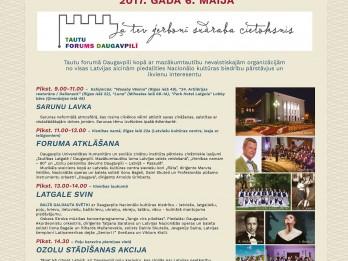 Latgolys symtgadis kongress.Tautu forums Daugavpilī