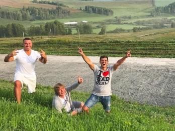 Rīgā uzstāsies krievu popgrupa Ivanushki International