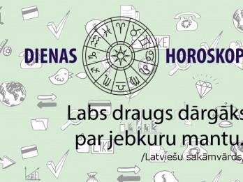 Horoskopi 1. decembrim visām zodiaka zīmēm