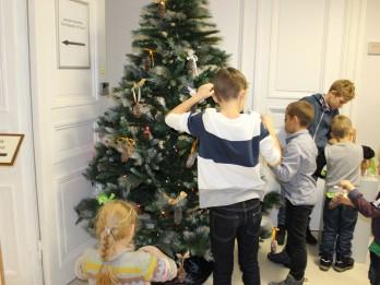 """9. decembrī Latvijas Nacionālais vēstures muzejs ģimenes aicina uz nodarbību """"Mazās Māras Ziemassvētki"""""""