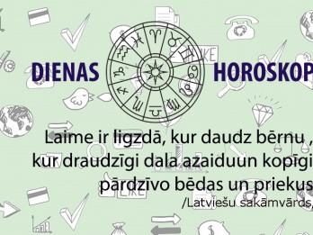 Horoskopi 8. decembrim visām zodiaka zīmēm
