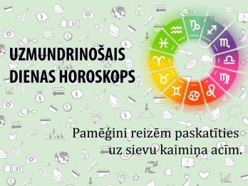 Uzmundrinošie horoskopi 11. janvārim