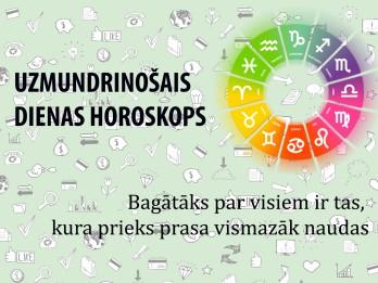 Uzmundrinošie horoskopi 15. janvārim