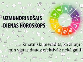 Uzmundrinošie horoskopi 21. janvārim