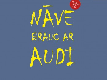 """Mansards"" izdod dāņu autora  Kristiana Banga Fosa romānu ""Nāve brauc ar audi"""