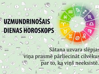 Uzmundrinošie horoskopi 11. aprīlim visām zodiaka zīmēm