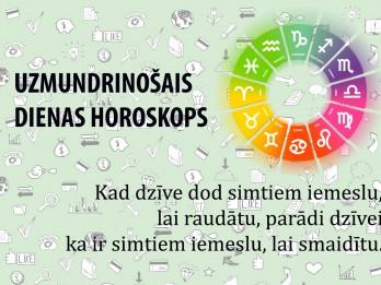 Uzmundrinošie horoskopi 15. aprīlim visām zodiaka zīmēm