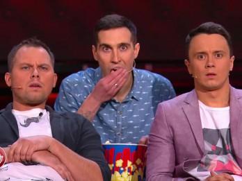 """Rīgā uzstāsies Comedy Club rezidenti - trio """"Smirnovs, Ivanovs, Soboļevs"""""""