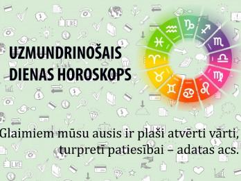 Uzmundrinošie horoskopi 17. aprīlim visām zodiaka zīmēm