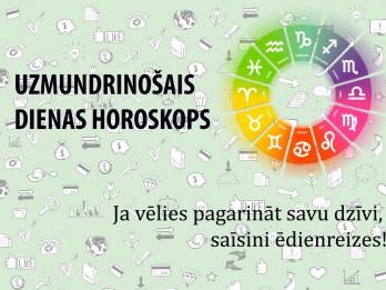 Uzmundrinošie horoskopi 11. maijam visām zodiaka zīmēm