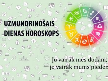 Horoskopi veiksmīgai dienai 8. maijam