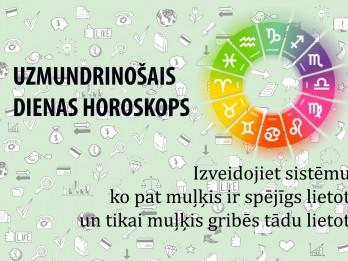 Horoskopi veiksmīgai dienai 9. maijam