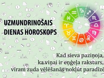 Horoskopi veiksmīgai dienai 27. maijam