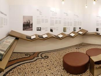 Jauns Raiņa un Aspazijas muzejs Kastaņolā, Šveicē