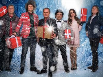 """Račs un grupa SALDĀS SEJAS izsludina koncertu sēriju """"Reiz Ziemassvētkos…"""""""