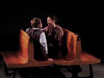 Video: MEISTARS UN ALEKSANDRA E.Smiļģa Teātra muzejā