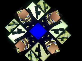 """""""Rīgas mākslas telpā"""" būs skatāma Braiena Īno instalācija """"77 miljoni gleznu"""""""