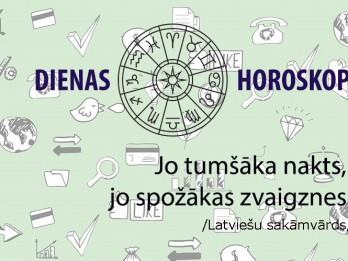 Horoskopi veiksmīgam 13. decembrim visām zodiaka zīmēm