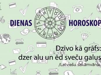 Horoskopi veiksmīgam 15. decembrim visām zodiaka zīmēm