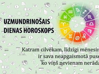 Uzmundrinošie horoskopi 15. janvārim visām zodiaka zīmēm