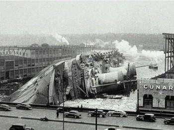 Foto: Senās katastrofas fotogrāfijās