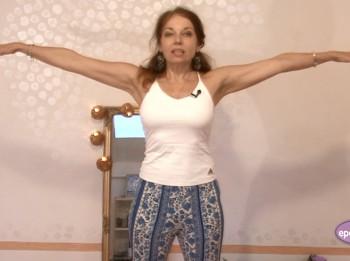 Video: Joga ar Baibu Kranāti. 22. tēma - ATVER SIRDI