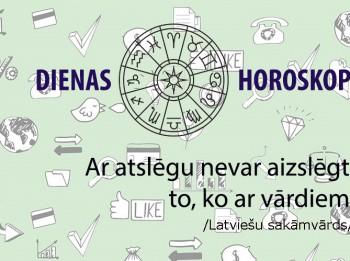 Horoskopi 23. novembrim visām zodiaka zīmēm