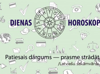 Horoskopi 9. decembrim visām zodiaka zīmēm