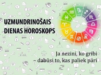 Horoskopi veiksmīgai šodienai, 12. jūnijam