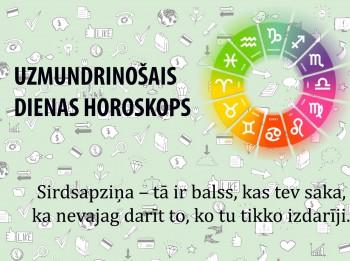 Uzmundrinošie horoskopi 16. aprīlim visām zodiaka zīmēm