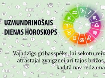 Horoskopi veiksmīgai dienai 7. jūnijam