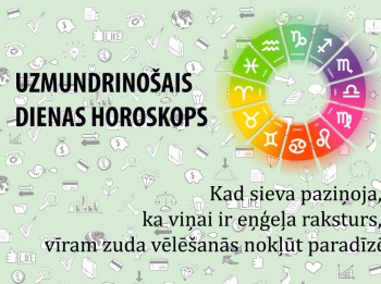Uzmundrinošie horoskopi 18. janvārim