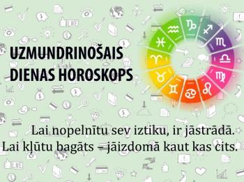 Uzmundrinošie horoskopi 13. februārim visām zodiaka zīmēm