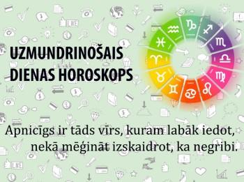 Uzmundrinošie horoskopi 3. martam visām zodiaka zīmēm