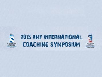 Pieteikšanās 2015. gada IIHF treneru simpozijam