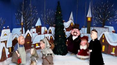 Decembrī Leļļu teātrī – Jūlijonkuliņš, konkurss un īpašs Ziemassvētku repertuārs