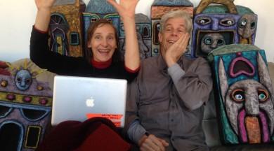 "Signei Baumanei izdodas ""Kickstarter"" kampaņa"